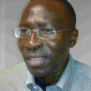 Sylvère Mbondobari E. Prof